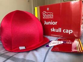 For sale: Shires Junior Skull Cap 56cm
