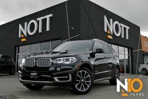 2016 BMW X5 35i, Nav, HUD, Soft-close doors