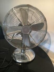 Desk Fan - excellent condition.