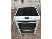 Zanussi electric cooker 60 cm
