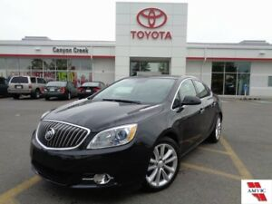 2013 Buick Verano Leather ONE OWNER CLEAN CARPROOF