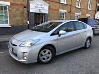 TOYOTA PRIUS 1.8 VVTI = HYBRID = LATE 2011 61 REG = PCO AVAILABLE = £5990 ONLY =