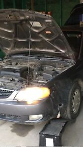 Parting out my 2004 Kia spectra. Supper cheap parts!