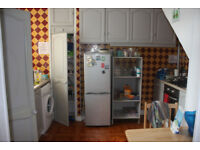 Large 4 double bedroom flat with garden but no lounge