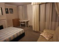 CHEAP DOUBLE room + PRIVATE GARDEN in CENTRAL LONDON just 90£/w per person !! ALL Bills inc.
