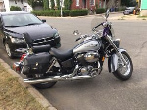 Honda Shadow Ace Deluxe VT 750, 2003