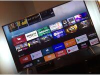 Philips 6000 4K Ultra Slim LED TV