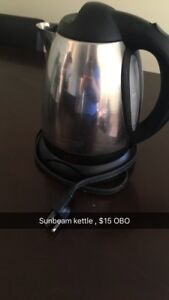 Kettle - Moving Sale