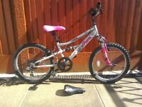 GIRLS BICYCLE GOOD CONDITION