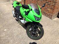**REDUCED** Kawasaki Ninja 2009 Special Edition 250cc