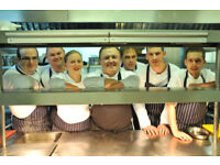 Join our White Horse Kitchen Team - Commis Chef