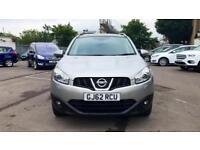 2012 Nissan Qashqai +2 2.0 Tekna 4WD CVT Automatic Petrol Hatchback