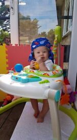 Hoping to Find Someone Who'd Love to Occupy/Play With My 6 Month Old Son For 4 Hours Per Week~