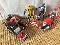 Power Rangers Ensemble - 2 more figures added