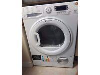 Hotpoint Ultima TCUD 97B 6HM Dryer