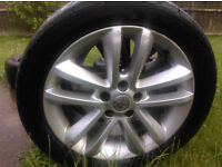 Alloy Wheels 4 set