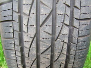 1 OR 2-265/70R17 M+S FIRESTONE DESTINATION LE2 ALLSEASON TIRES