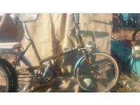 BSA Folding Bike