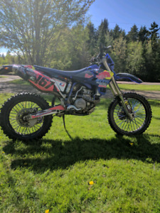 2005 Yamaha WR 450f Street Legal