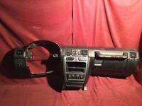Original Left hand drive European G class wagon dashboard W463 2000 - 2017 LHD