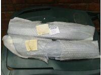 BRAND NEW VOLKSWAGEN GOLF PLUS 2005>2009 FRONT BUMPER MOULDINGS 5M0807655A 5M0807656A