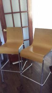 Tabourets qualité commerciale- stools commercial quality