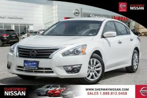 2014 Nissan Altima s, accident free one owner trade.