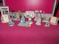 Collection Of 16 Me To You Figures & Photo Frames/Holders