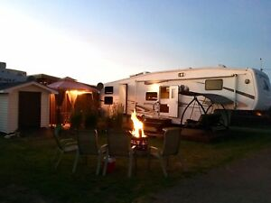Great Family Summer Opportunity  at Sandy Beach Trailer Park!!
