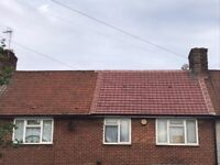 ROOFING SERVICES CHEAPEST PRICES - QUALITY WORK BY TRADESMEN ESSEX LONDON KENT AREAS THIS ROOF £1795