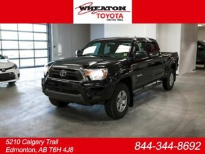 2015 Toyota Tacoma 3M Hood, Remote Starter, Side Steps, Touch Sc