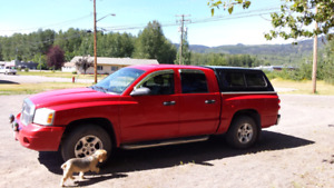 2006 Dakota 4×2 .3.7 , 6 cyl.