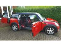 Mini Clubman with Chilli pack. Low mileage. £20 tax.