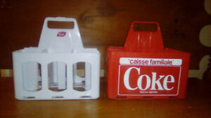 Coke & cott bottle tray