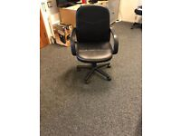 Leather Office Chair, Perfect Condition