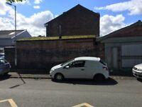 Unit workshop/Garage, Recreation St, Great lever,Bolton, BL3