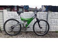 mountain bike / mens bike / gents bike / ladies bike / womens bike / unisex bike / bicycle / bike