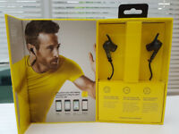 New Jabra Pulse Bluetooth Earphones With built in heart rate monitor.