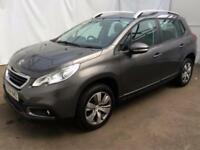 2014 PEUGEOT 2008 1.4 HDi Active 5dr SUV 5 Seats