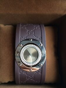 Authentic GUCCI Twirl watch