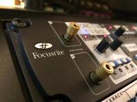 Focusrite Saffire 56 / Not Universal Audio, Apollo, Alesis, Novation, Scarlett, Apogee, M-Audio