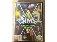 The Sims 3 Supernatural Expansion Pack PC