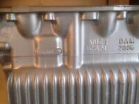 Classic mini gear box