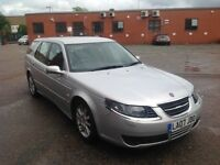 2007 Saab 95 Automatic Good Runner with history and mot