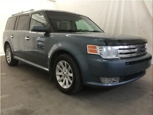 Ford Flex SEL V6 Cuir 6 Passagers MAGS 2010