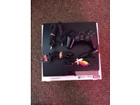 Ps3 slim 500gb with 26 games