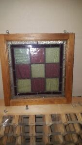 Stained Glass Pieces - $25 each