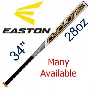 NEW : EASTON 34IN / 28 OZ SLOW PITCH SOFTBALL BAT(USSSA APPROVED
