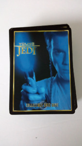 Star Wars Young Jedi collectible trading card game