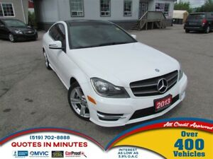 2013 Mercedes-Benz C-Class C 250 | PANORAMIC ROOF | LEATHER | NA